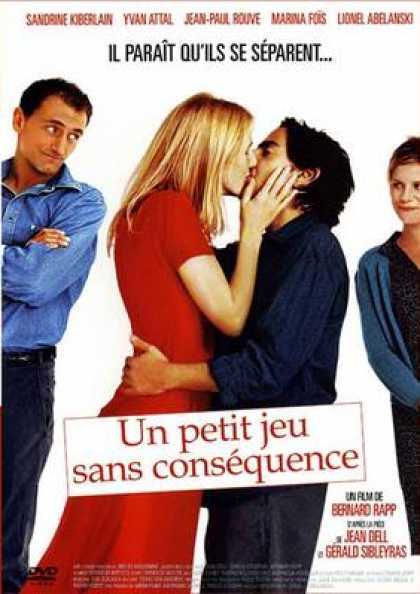 French DVDs - Un Petit Jeu Sans Consequence