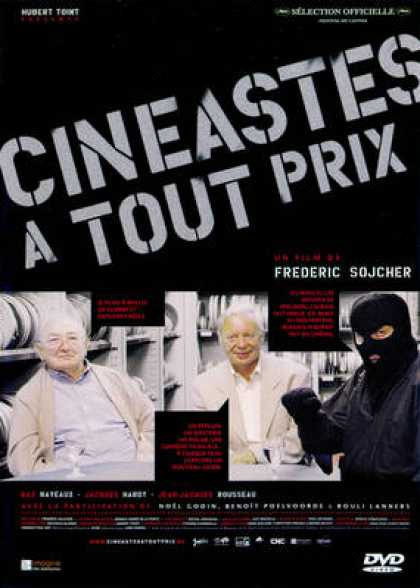 French DVDs - Cineastes A Tout Prix
