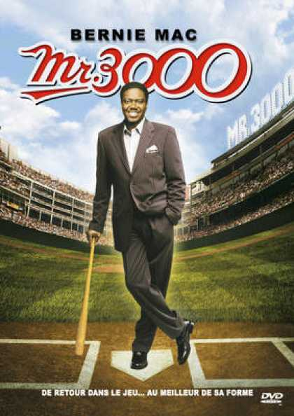French DVDs - Mr 3000