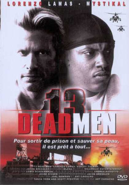 French DVDs - 13 Dead Men
