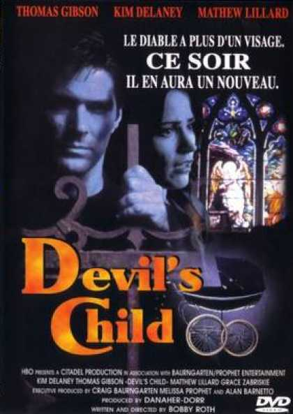 French DVDs - Devils Child