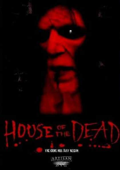 French DVDs - House Of The Dead