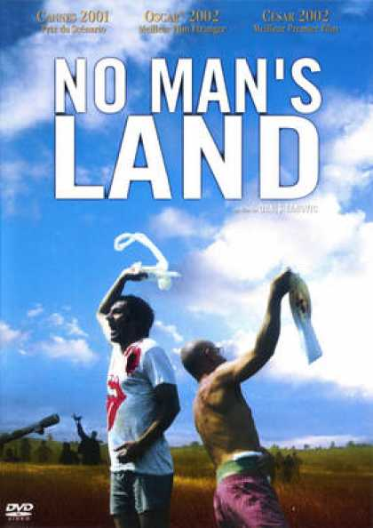 French DVDs - No Man's Land