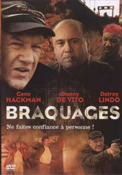 French DVDs - Heist