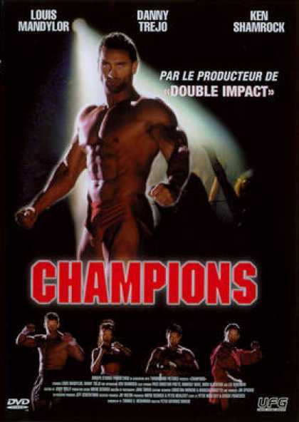 French DVDs - Champions
