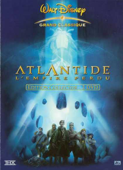 French DVDs - Atlantide