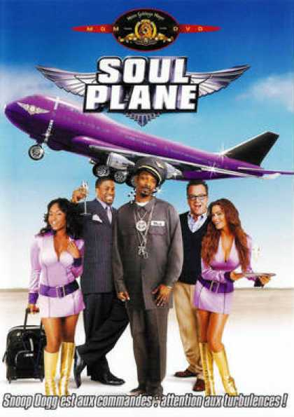 French DVDs - Soul Plane