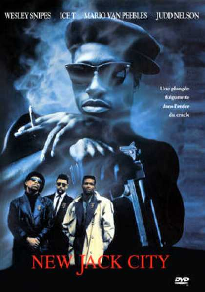 French DVDs - New Jack City