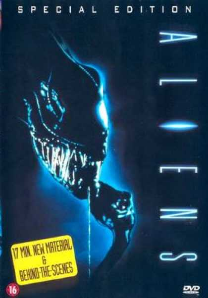 French DVDs - Alien 2 Special
