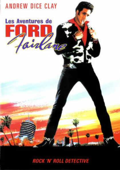 French DVDs - Les Aventures De Ford Fairlane