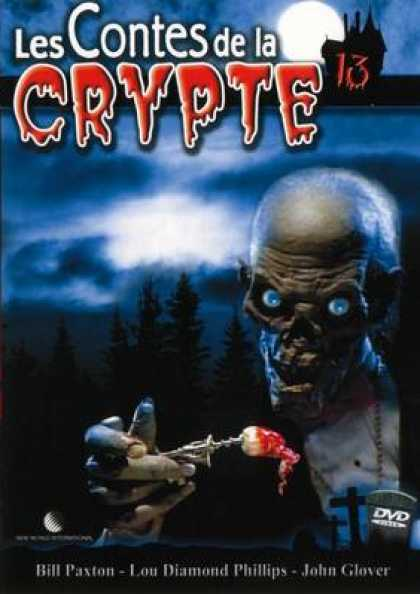 French DVDs - Tales From The Crypt French Vol 13