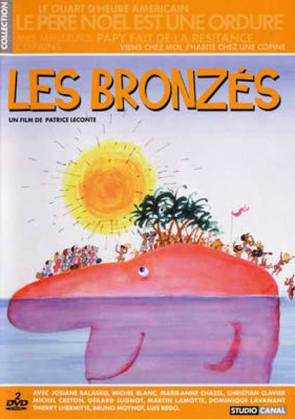 French DVDs - Les Bronzes