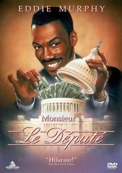 French DVDs - Monsieur Le Depute