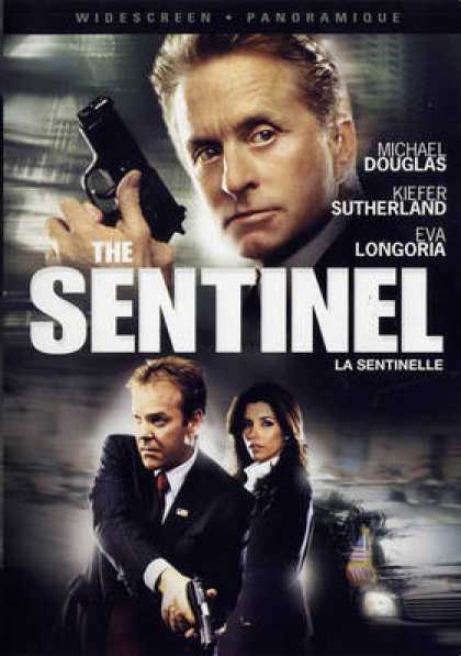 French DVDs - The Sentinel