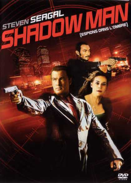 French DVDs - Shadow Man