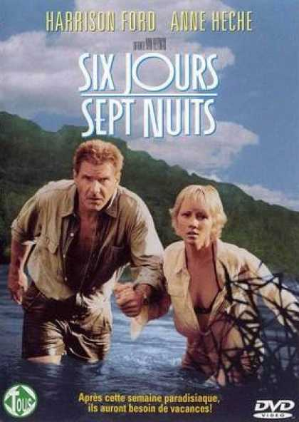 French DVDs - Six Days Seven Nights