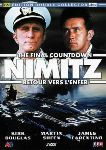 French DVDs - Nimitz Retour Vers L'enfer