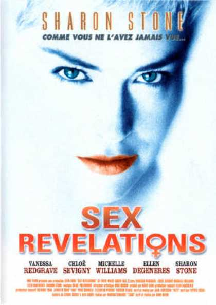 French DVDs - Sex Revelations