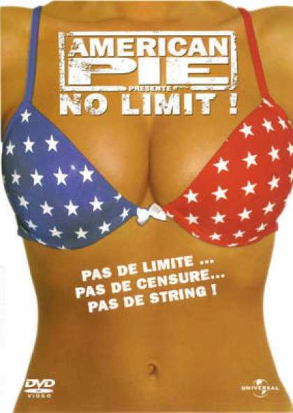 French DVDs - American Pie 4