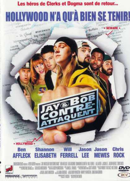 French DVDs - Jay Et Bob Contre Attaquent