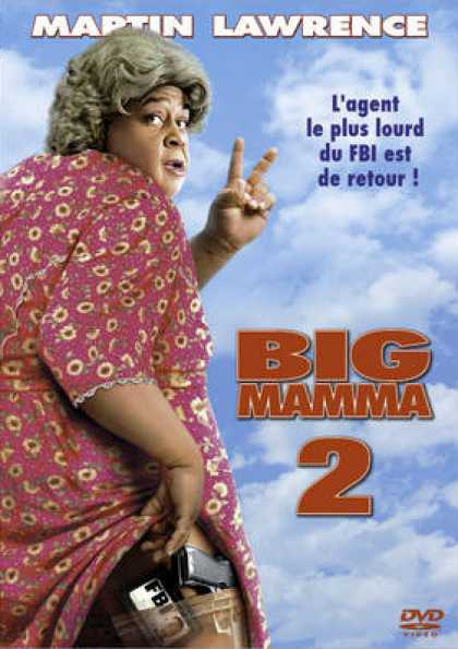 French DVDs - Big Momma's House 2