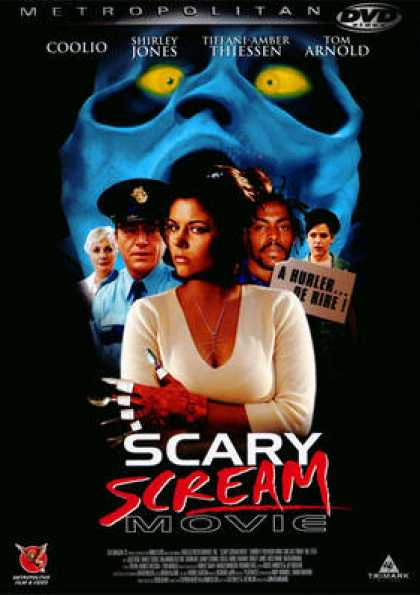 French DVDs - Scary Scream Movie