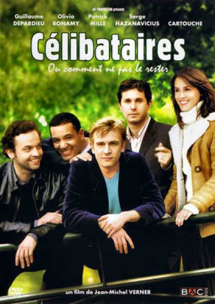 French DVDs - Celibataires