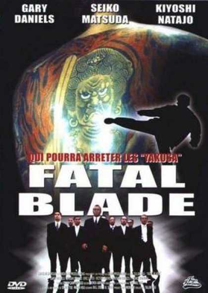 French DVDs - Fatal Blade