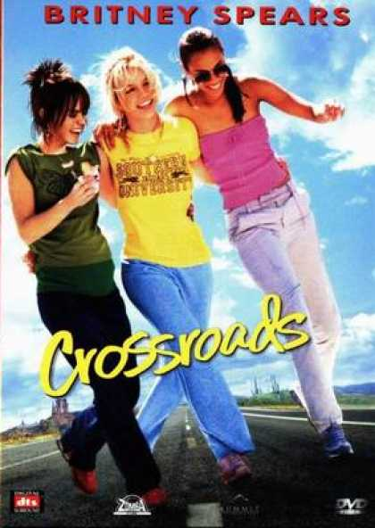 French DVDs - Crossroads