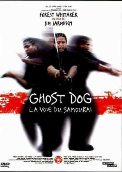 French DVDs - Ghost Dog