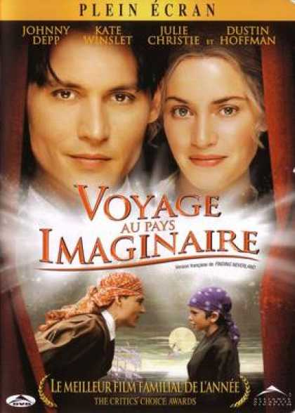 French DVDs - Finding Neverland French Canadian