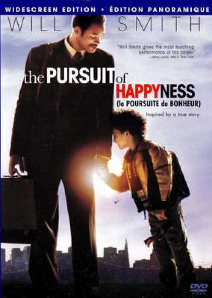 French DVDs - The Pursuit Of Happyness