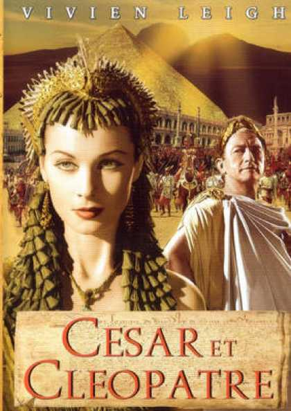 French DVDs - Cesar Et Cleopatre