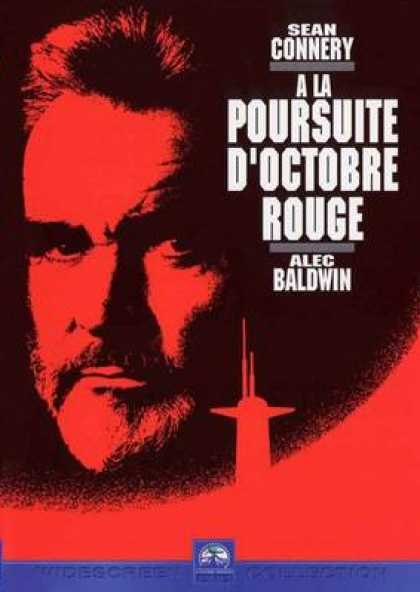 French DVDs - The Hunt For Red October