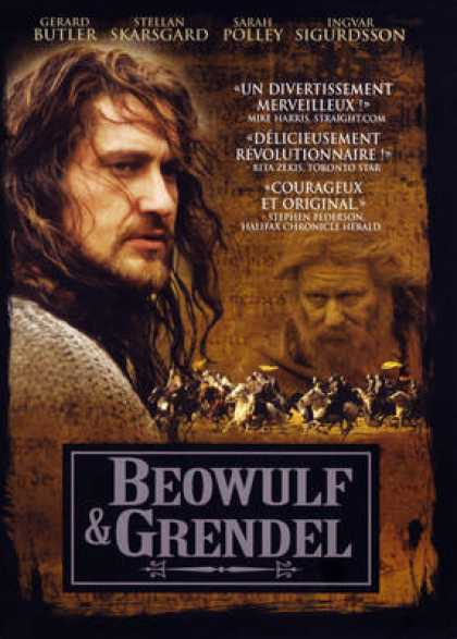 French DVDs - Beowulf And Grendel