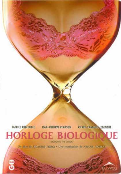 French DVDs - Horloge Biologique