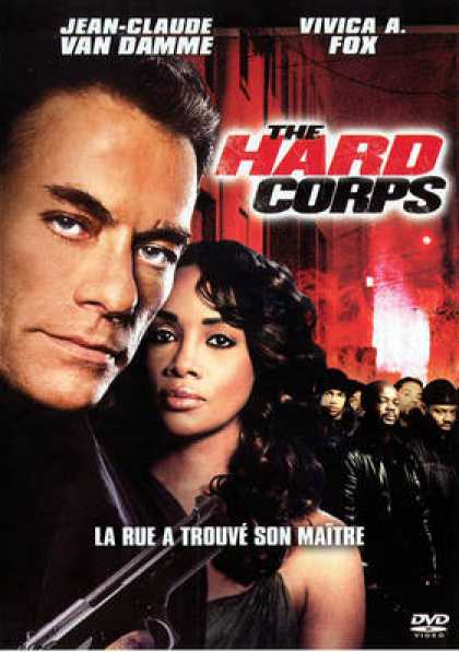 French DVDs - The Hard Corps