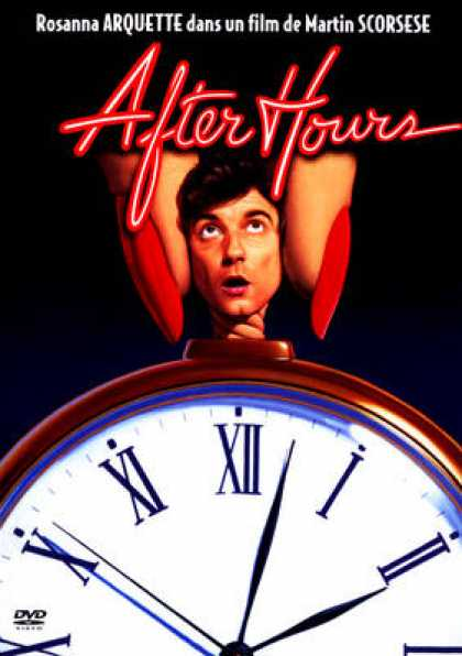 French DVDs - After Hours