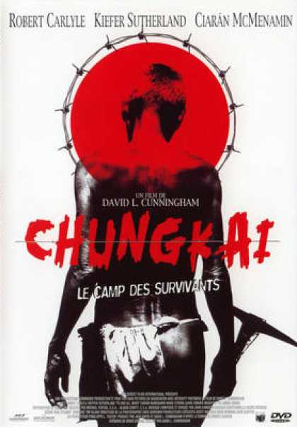 French DVDs - Chungkai