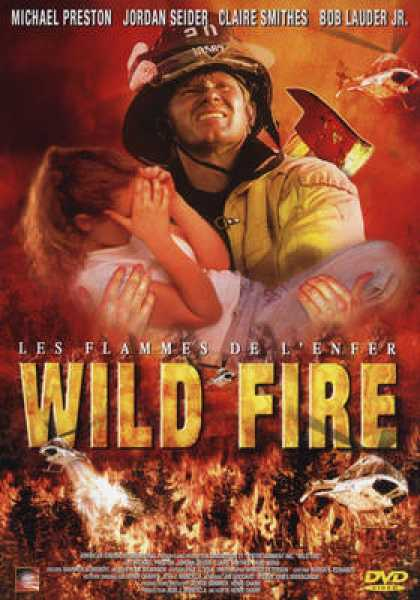 French DVDs - Wild Fire