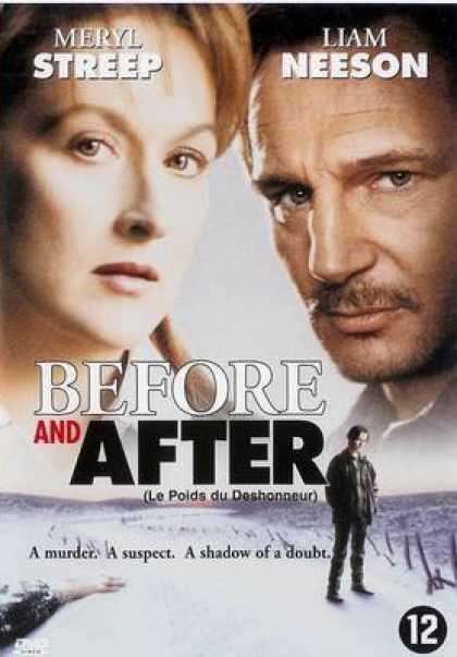 French DVDs - Before And After