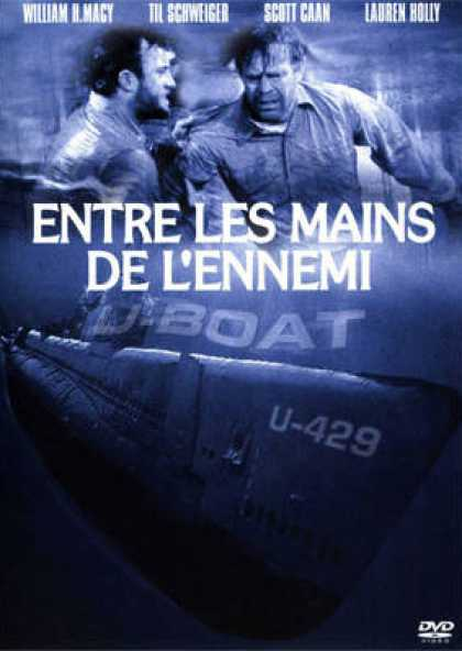 French DVDs - Entre Les Mains De L Ennemi