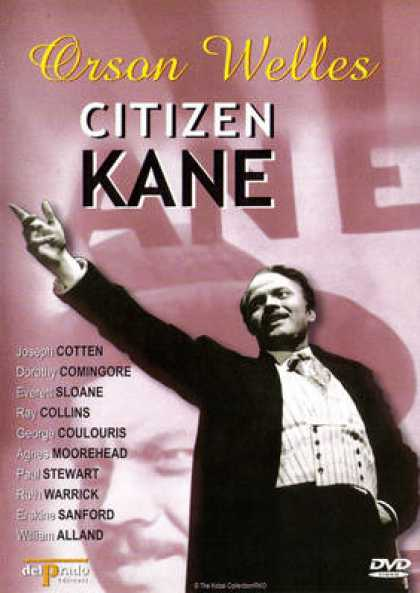 French DVDs - Citizen Welles