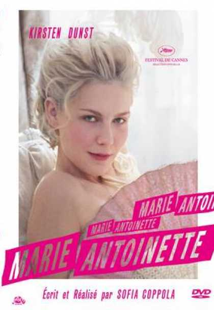 French DVDs - Marie Antoinette