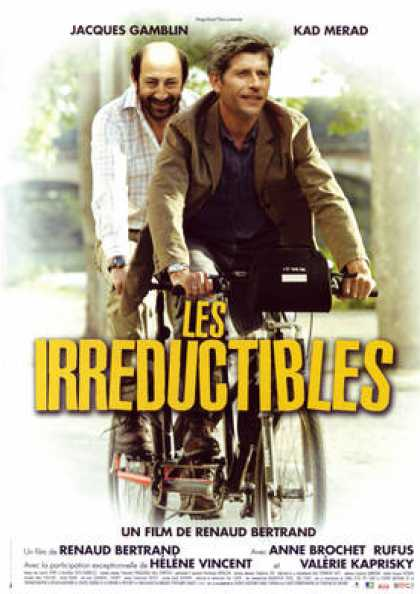 French DVDs - Les Irreductibles