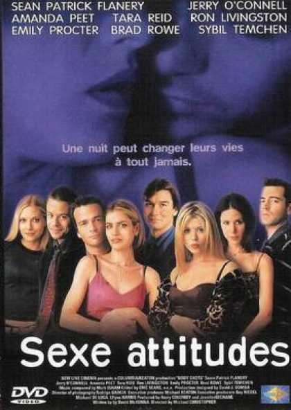 French DVDs - Body Shots
