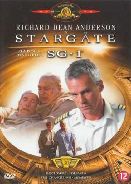 French DVDs - Stargate Sg 1 Vol 30