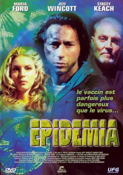 French DVDs - Epidemia