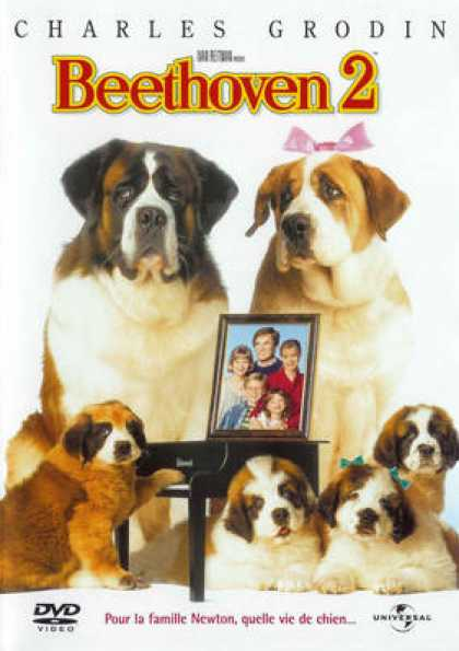French DVDs - Beethoven 2