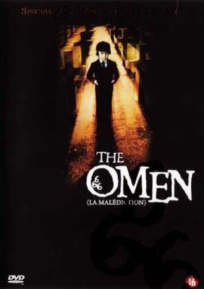 French DVDs - The Omen